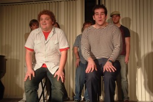 The Unpland Improv: First Show